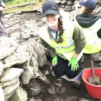 Annette Burns - Archaeology Field School