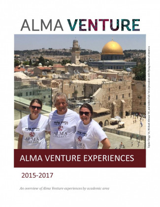 Booklet of Alma Ventures 2015-17