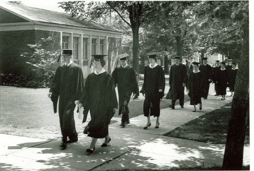 Class of 1964 Commencement