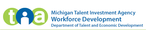 Michigan talent logo