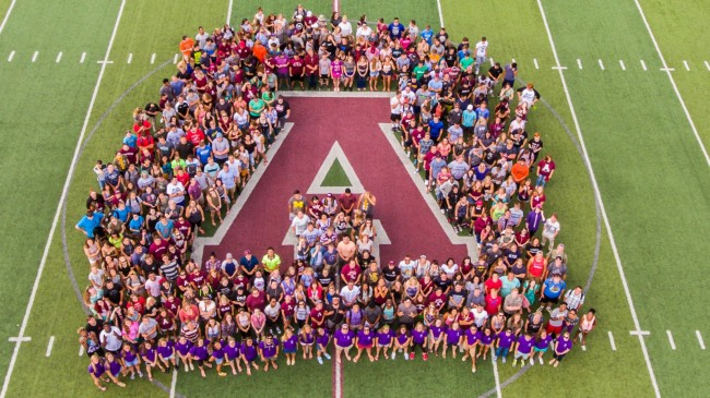 Our largest incoming class ever of 491 students.