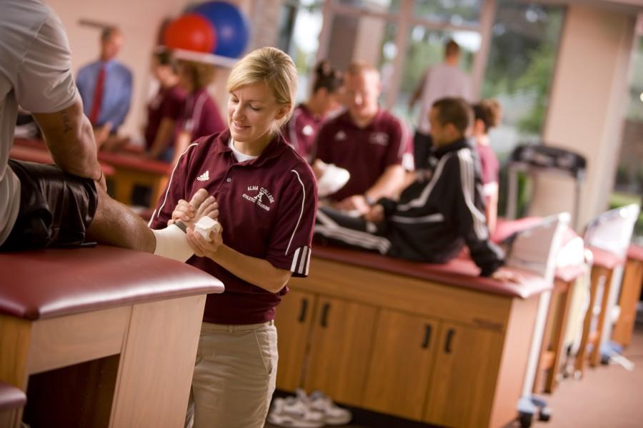 Athletic Training: Alma College