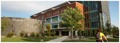 Central Michigan University - Education and Health Services Building.