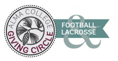 Football and Lacrosse Locker Room Giving Circle icon