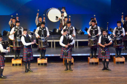 Alma College Pipe Band