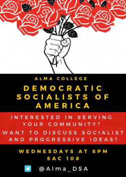 Alma College Democratic Socialists of America