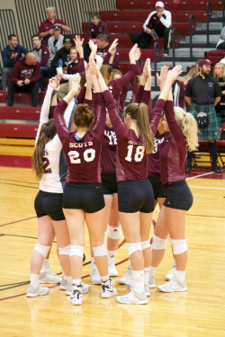 Volleyball Camp Elite Camp