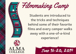 Filmmaking Camp