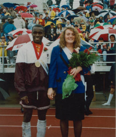 1993 Homecoming King and Queen