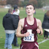 White Lake senior Karl Stroup, a cross country runner at Alma College, is pictured in this archiv...