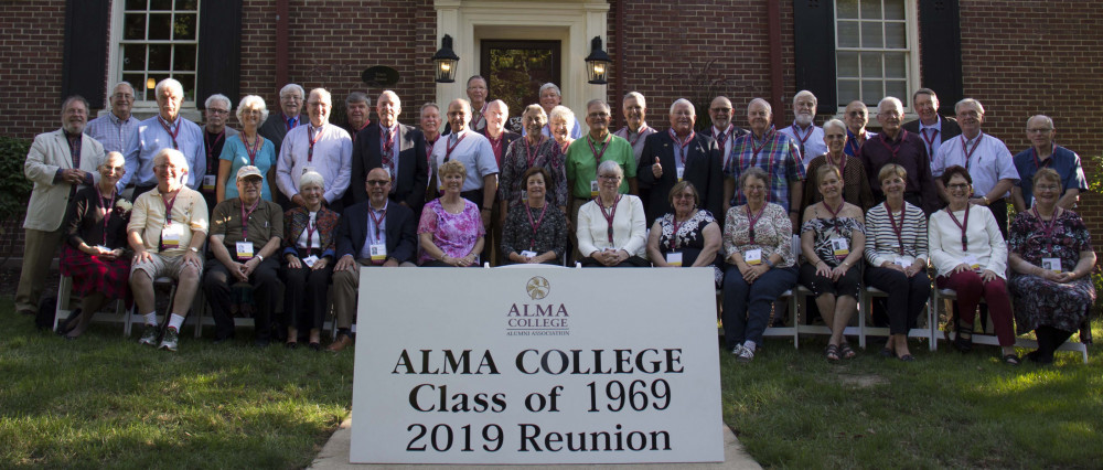 The 50-year Class of 1969