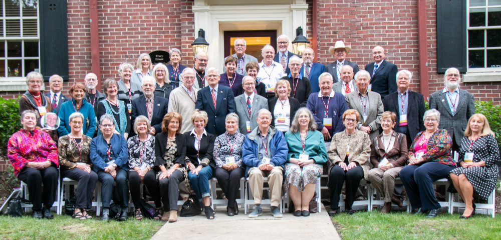 The 50-year class of 1968.