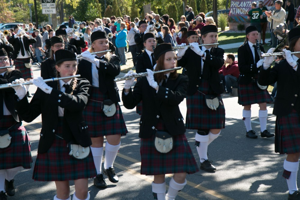 Kiltie Marching Band
