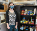 New Financial Counseling Food Pantry Offers Support to Students on Campus