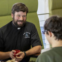 Chaplain Andrew Pomerville: Walking with Students on Their Faith Journeys