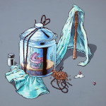 Fantasy Still-life Images Reflect Contemporary Culture