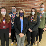 BPA Student Chapter Cleans Up at State Leadership Conference