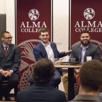 Business Alumni Offer Career Advice in 'Plaid Returns'