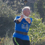Senior Track and Field Athlete Continues Getting Better with Age