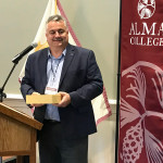 Celebrating Community: Greg Mapes Receives Service Award