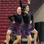 Kiltie Dancers Perform Original Works