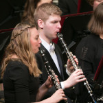 Bands Show Off New Instruments in Spring Concert