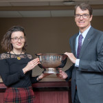 Barlow Trophy Winner Advocates for Cultural Awareness