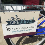 New Wheels in Alma: Community Bike-Share Program Launches