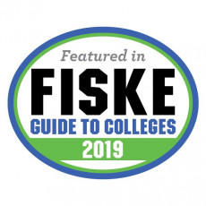 Fiske Guide Badge