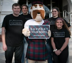 "Scotty: ""Support Your Scots"""