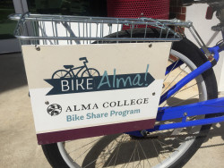Alma Bike-Share Program