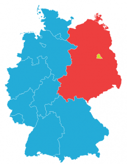 Germany reunification