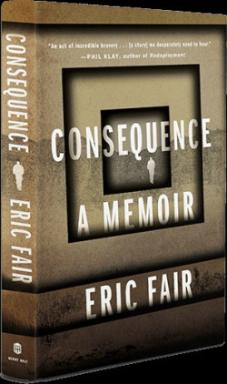 "<em>Book cover: ""Consequences: A Memoir""</em>"