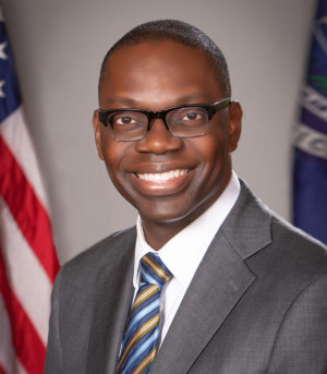 Lt. Governor Garlin Gilchrist II