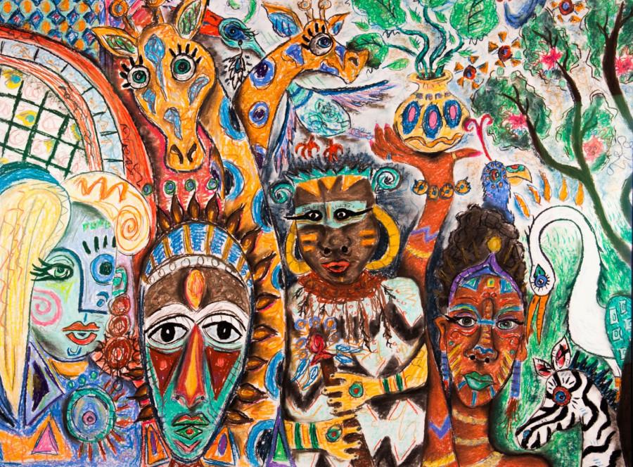 Favorit Flora Kirsch Beck Art Gallery: Alma College XM18