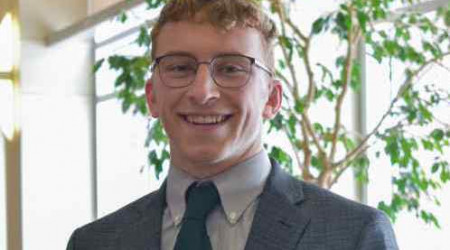 Joseph Vondrasek: Gaining Research Experience as a Student