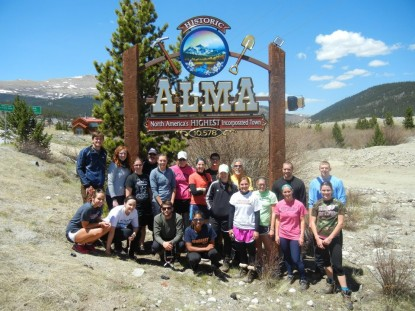 Altitude Physiology 2012 in Alma, CO