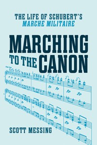 Marching to the canon poster.