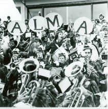Kiltie Marching Band, 1975