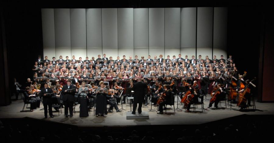 Choirs Music Alma College