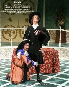 Tartuffe by Moliere - February 2015
