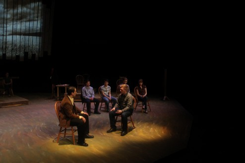 The Laramie Project, Winter 2017