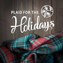 'Plaid for the Holidays'