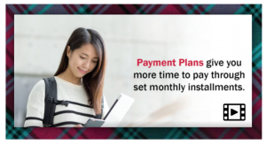 Click the video above to learn more about Cashnet and how to enroll!
