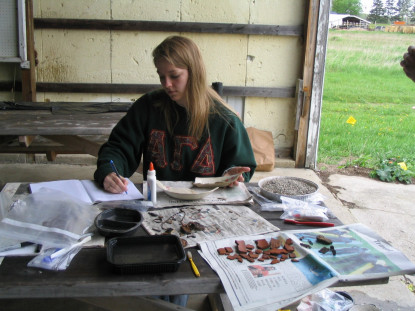 Michigan Archaeological Fieldwork