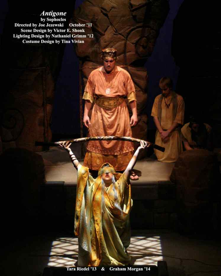 characterization in sophocles play antigone Unlike most editing & proofreading services, we edit for everything: grammar, spelling, punctuation, idea flow, sentence structure, & more get started now.